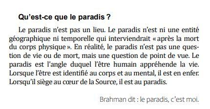 Brahman dit ou essai sur la perspicacité Alexandra JOY